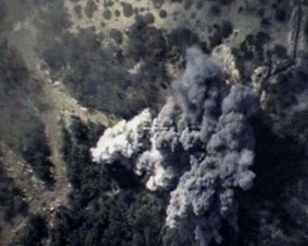 Самолеты российских Воздушно-космических сил нанесли точечный авиационный удар по инфраструктуре ИГ - Sputnik Беларусь