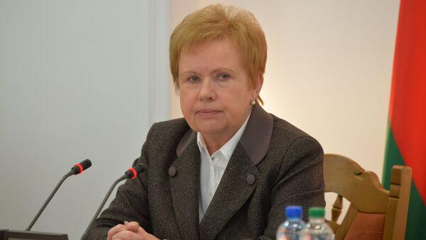 Глава ЦИК Беларуси Лидия Ермошина - Sputnik Беларусь