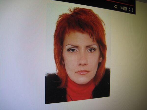 Фото женщины, которая подозревается в серии краж - Sputnik Беларусь