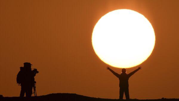 Восходящее солнце - Sputnik Беларусь