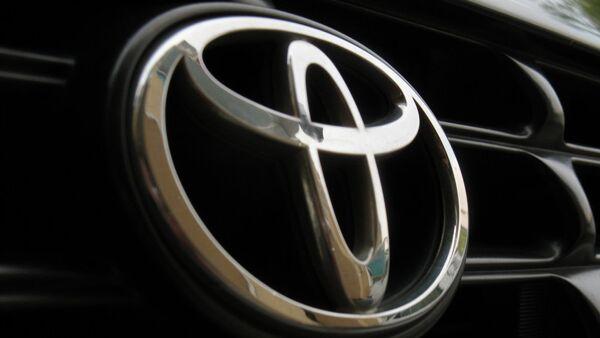Логотип Toyota - Sputnik Беларусь