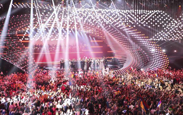 Финал Евровидения в Вене - Sputnik Беларусь