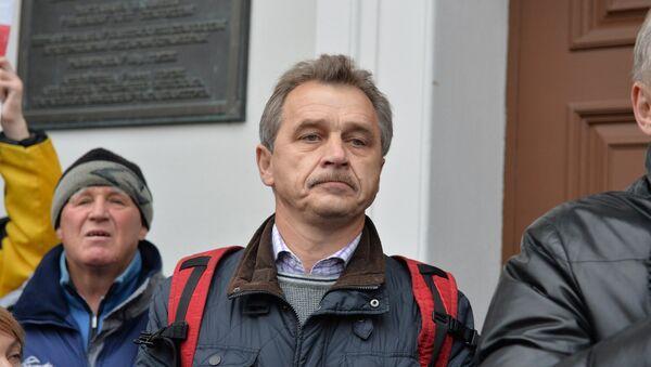 Лидер Объединенной гражданской партии Анатолий Лебедько - Sputnik Беларусь