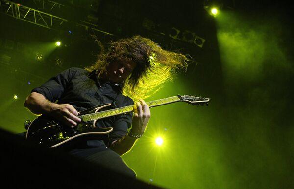 Канцэрт Megadeth у Маскве - Sputnik Беларусь