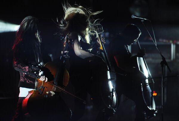 Канцэрт гурта Apocalyptica - Sputnik Беларусь