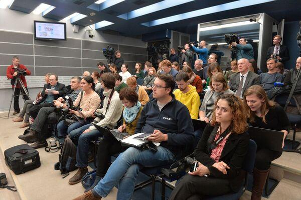 Пресс-конференция Нацбанка - Sputnik Беларусь