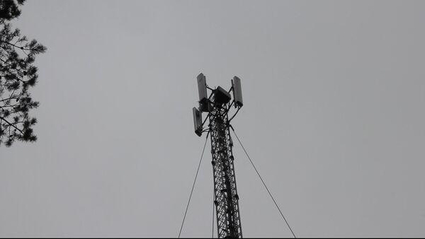 Великий камень обзавелся первой стационарной базовой станцией связи - Sputnik Беларусь