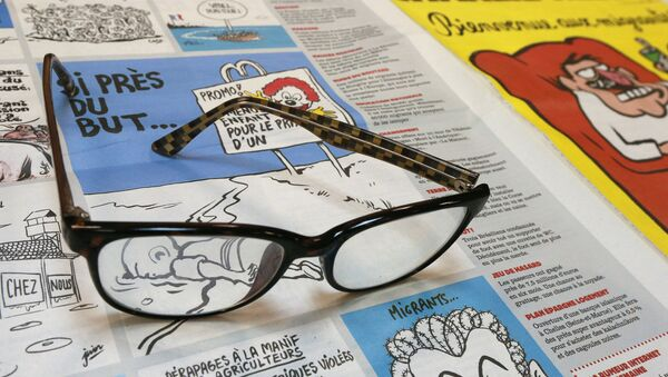 Издание Charlie Hebdo - Sputnik Беларусь