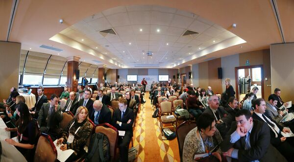 Форум европейских и азиатских медиа (ФЕАМ) - Sputnik Беларусь