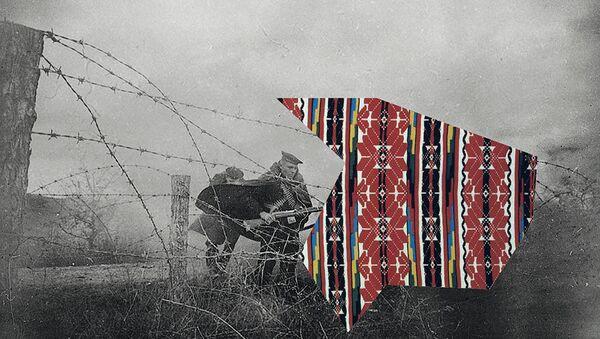 Праца мастака Андрэя Лянкевіча - Sputnik Беларусь