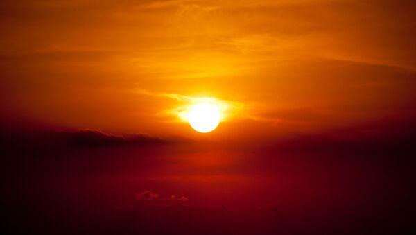 Захад сонца - Sputnik Беларусь