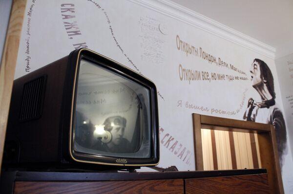 Атмосферу советской эпохи в номере восстановили благодаря старой мебели - Sputnik Беларусь