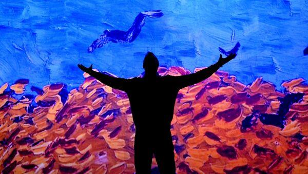 Выстава Ван Гог. Ожившие полотна - Sputnik Беларусь