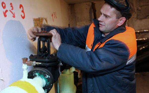 Работа коммунальных служб  - Sputnik Беларусь