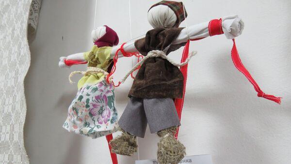 Беларускія лялькі - Sputnik Беларусь