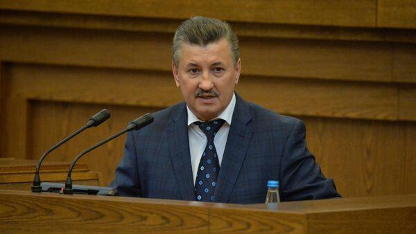 Министр экономики  Республики Беларусь Владимир Зиновский - Sputnik Беларусь