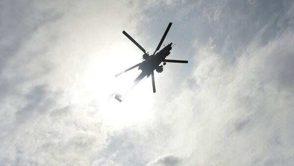 Вертолет, архивное фото - Sputnik Беларусь