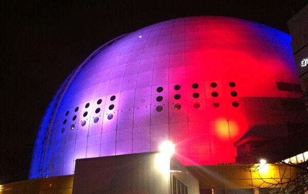 Канцэртная зала Stockholm Globe Arena - Sputnik Беларусь