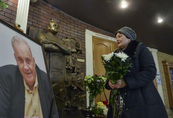 Режиссер Эльдар Рязанов скончался в Москве на 89-м году жизни - Sputnik Беларусь