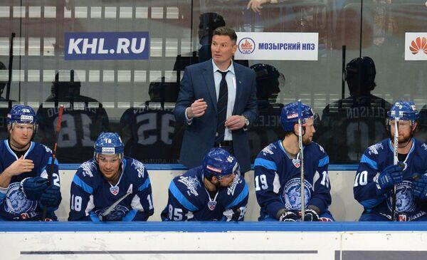 И.о. главного тренера Динамо-Минск Андрей Ковалев - Sputnik Беларусь