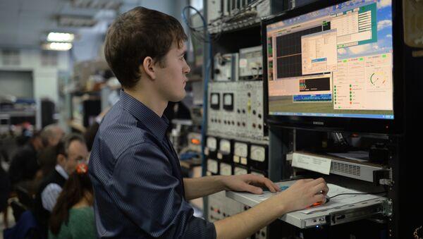 Устаноўкi для вывучэння плазмы - Sputnik Беларусь