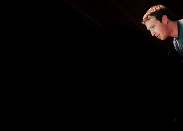 Создатель крупнейшей мировой социальной сети Facebook Марк Цукерберг - Sputnik Беларусь