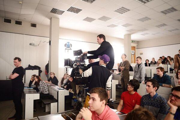 Майстэрня сацыяльнага кіно - Sputnik Беларусь