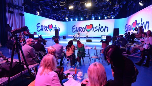 Национальный отбор на Евровидение - Sputnik Беларусь
