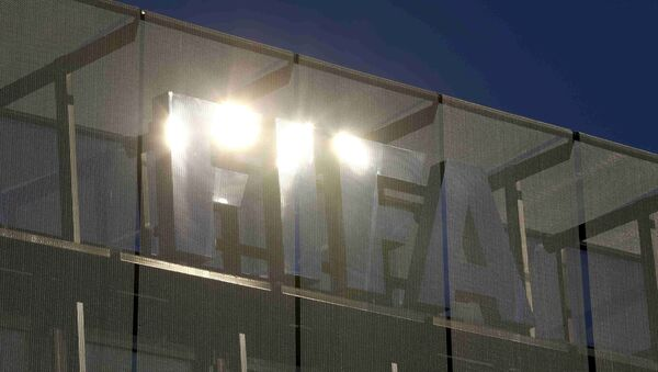 Штаб-квартира ФИФА в Цюрихе - Sputnik Беларусь
