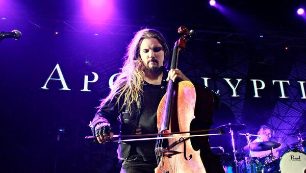 Выступленне Apocalyptica у мінскім Prime Hall - Sputnik Беларусь