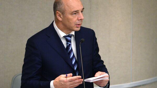 Министр финансов РФ Антон Силуанов - Sputnik Беларусь