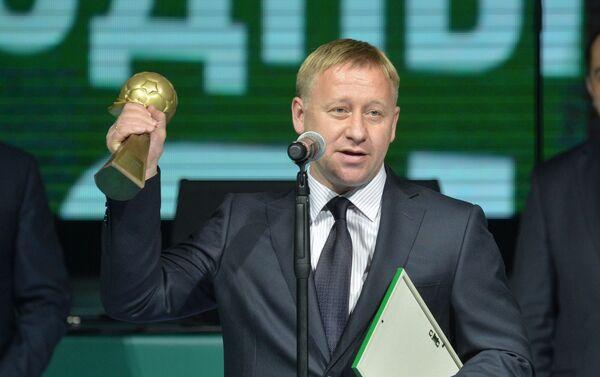 Трэнер БАТЭ Аляксандр Ермаковіч - Sputnik Беларусь