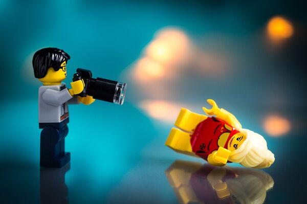 Фатасесія ад Lego - Sputnik Беларусь