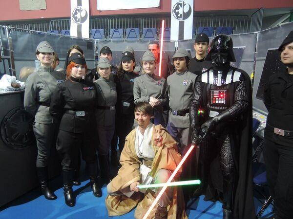 Беларускі фандом Star Wars - Sputnik Беларусь