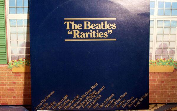 Кружэлка The Beatles - Sputnik Беларусь