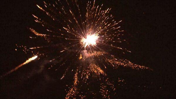 (Спутник)Новогодний фейерверк, или Как салютовать без риска для здоровья - Sputnik Беларусь