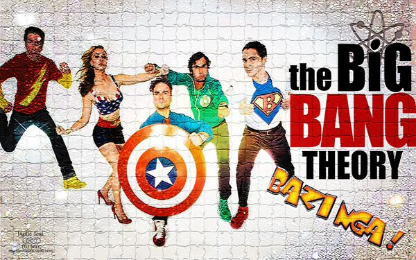 The Big Bang Theory Cast - Sputnik Беларусь