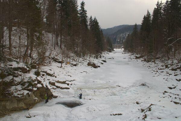 Река в Карпатах - Sputnik Беларусь