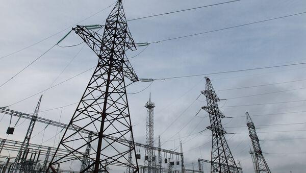электрычная падстанцыя - Sputnik Беларусь