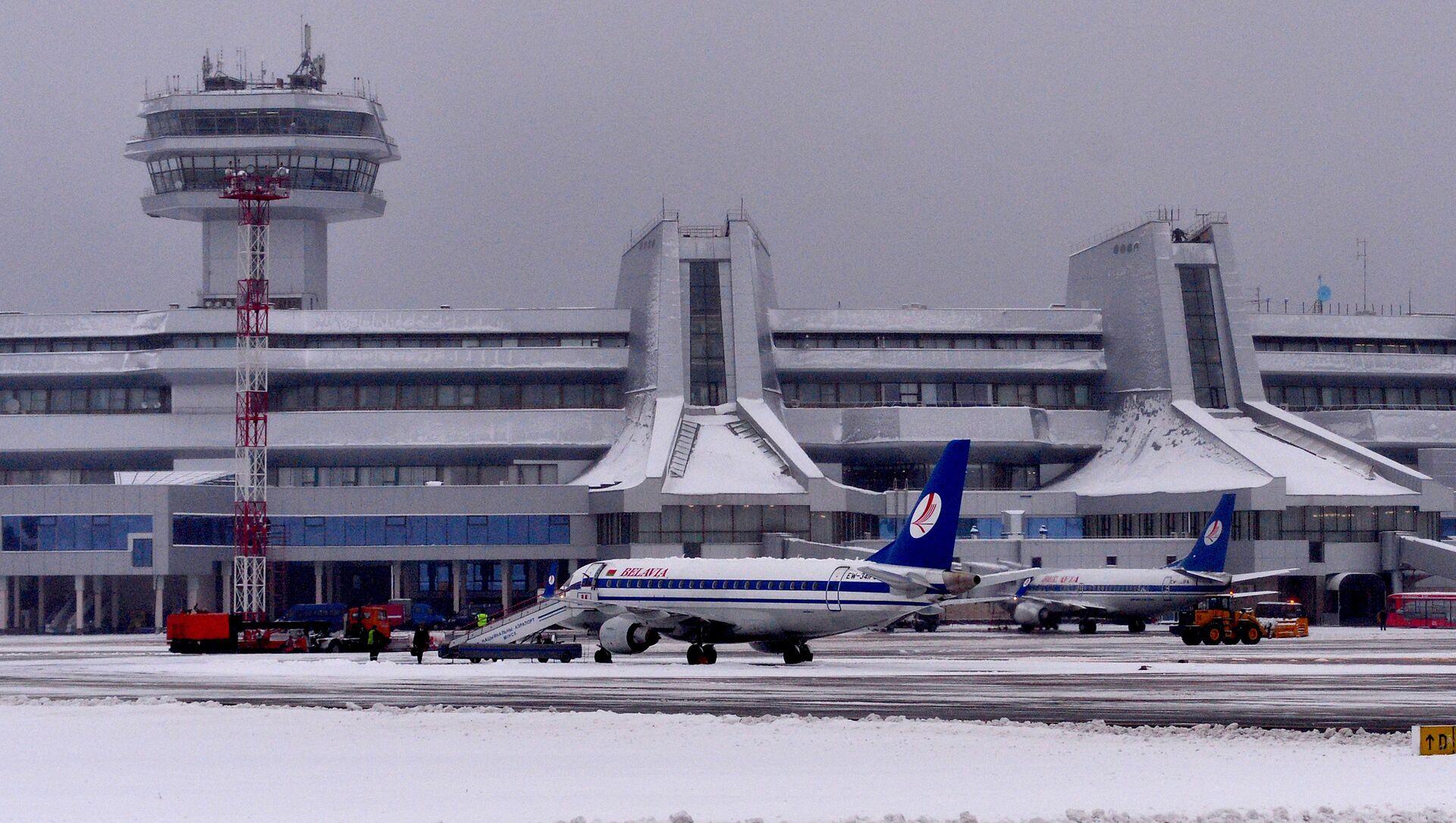 Национальный аэропорт Минск - Sputnik Беларусь, 1920, 18.02.2021