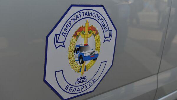 Знак на машине ГАИ - Sputnik Беларусь