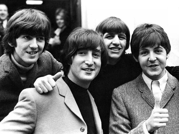 The Beatles - Sputnik Беларусь