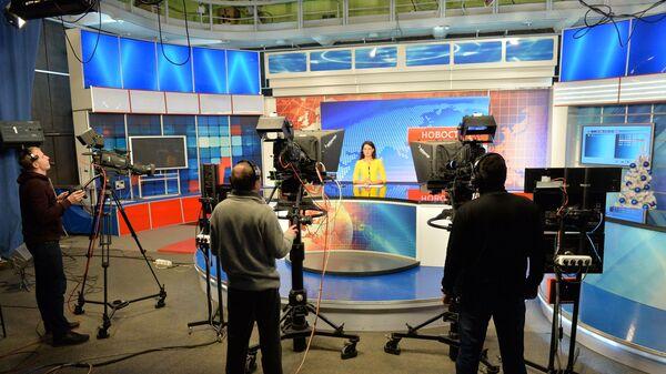 Главная новостная студия страны - Sputnik Беларусь