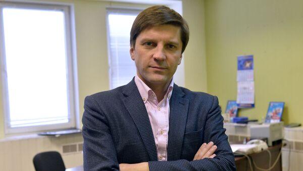 Главный директор главной дирекции АТН Иван Эйсмонт - Sputnik Беларусь