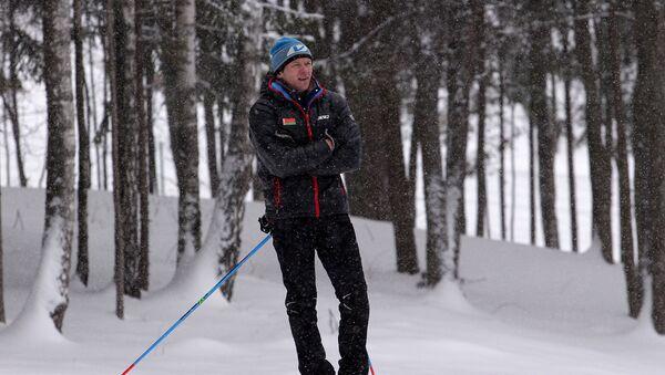 Белорусский лыжник Сергей Долидович, архивное фото - Sputnik Беларусь