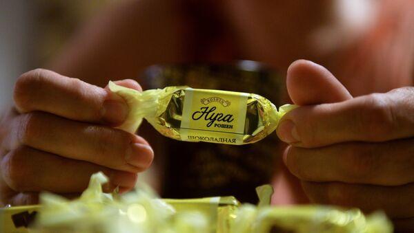 Шоколадные конфеты  - Sputnik Беларусь