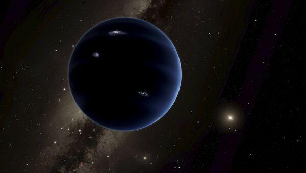Дзевятая планета, выява мастака - Sputnik Беларусь