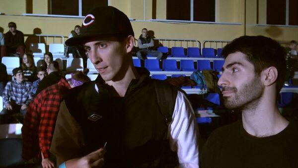 Танцоры из Латвии: в Беларуси есть очень перспективные команды - Sputnik Беларусь