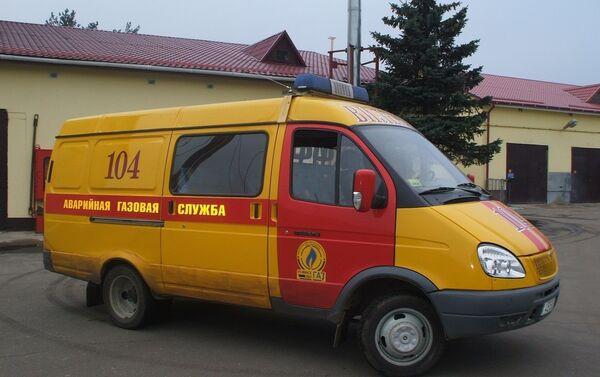 Автомобиль Белтопгаза - Sputnik Беларусь
