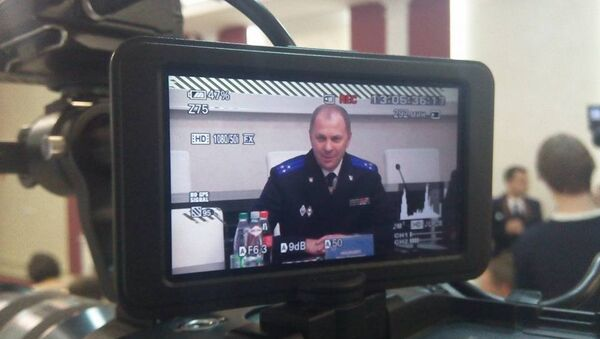 Председатель СК Беларуси Иван Носкевич - Sputnik Беларусь